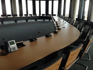 11. Sitzung des Ausschusses Sondervermögen Abwasser @ im Sitzungszimmer (Zimmer 400) des Verwaltungsneubaus